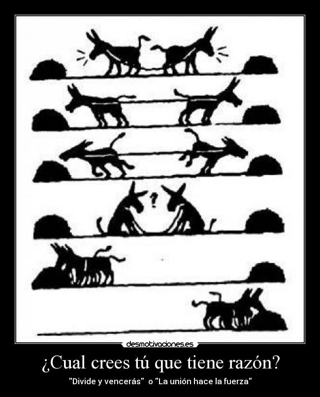 Divide Y Venceras