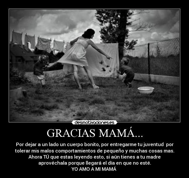 muerte de una madre: