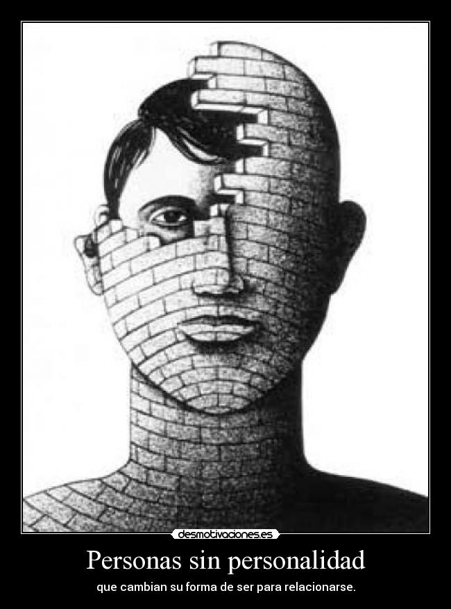 Personas Sin Personalidad Desmotivaciones