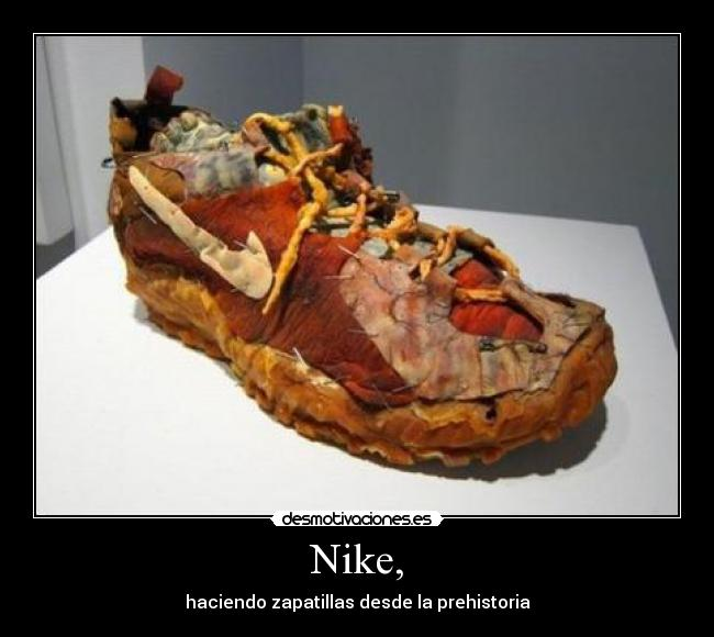chanclas nike falsas