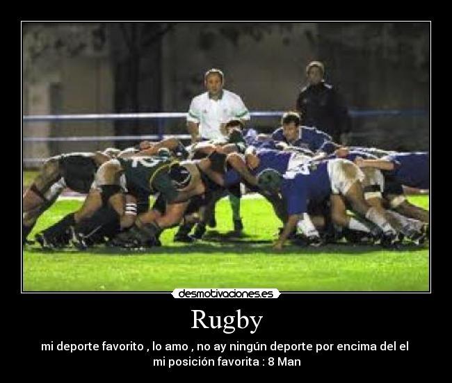 carteles rugby desmotivaciones