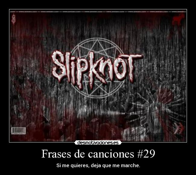 de canciones de slipknot traducidas: