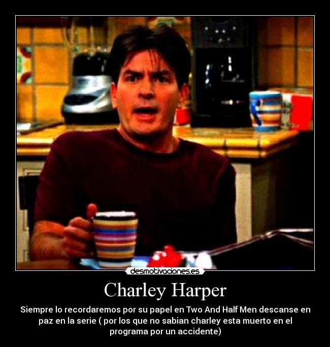 Usuario hecdevil07 desmotivaciones - Two and a half men coffee mug ...