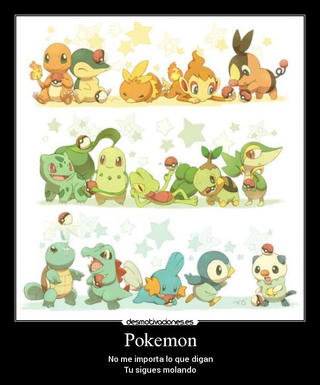 Pokemon | Desmotivaciones