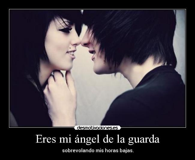 Eres Mi ángel De La Guarda Desmotivaciones