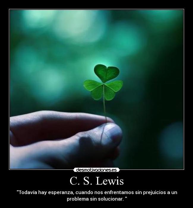 C S Lewis Desmotivaciones