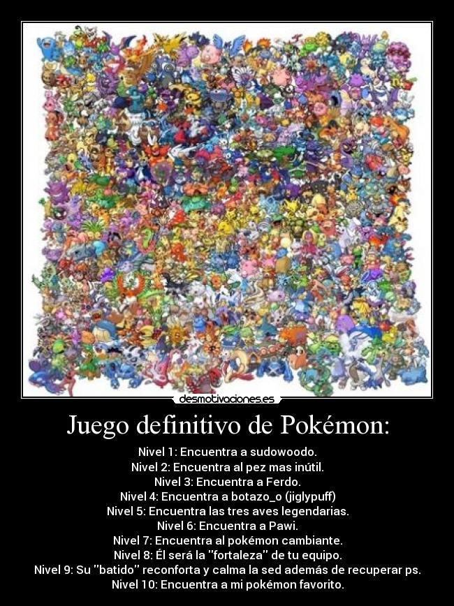 carteles pokemon sora desmotivaciones
