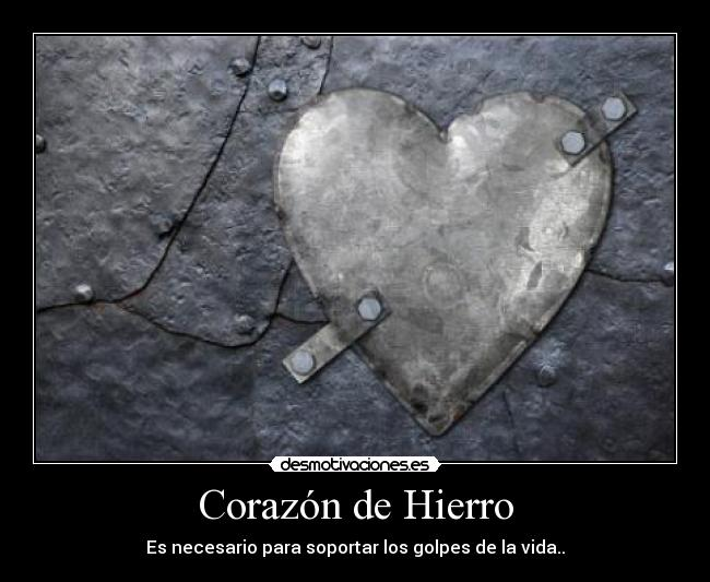 corazon de hierro online dating