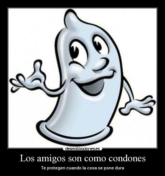 Mil maneras de ponerse el condón, incluyendo