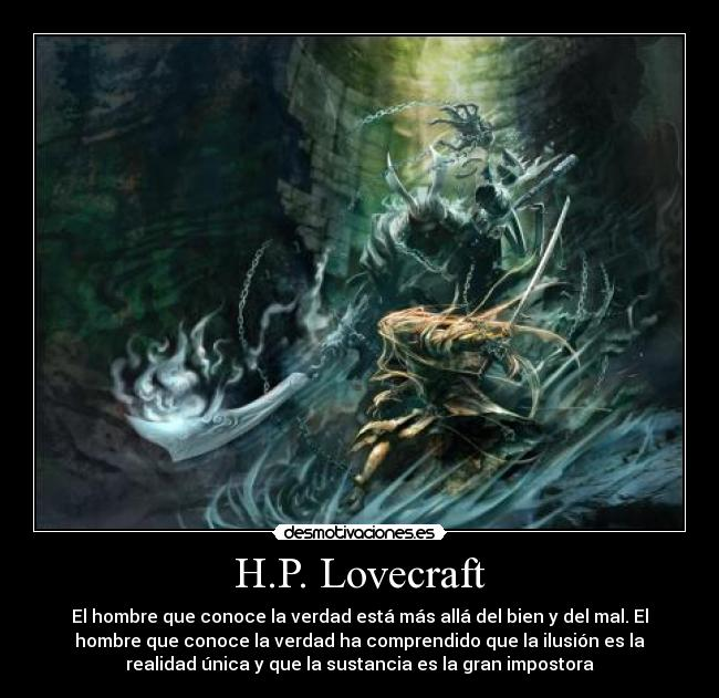Frases de Howard Phillips Lovecraft [inteligencia colectiva]