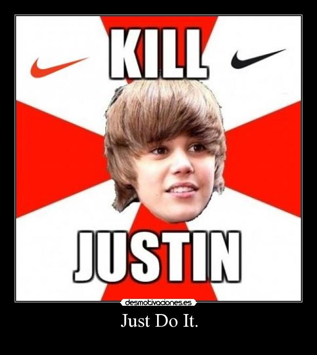 Just Do It. -