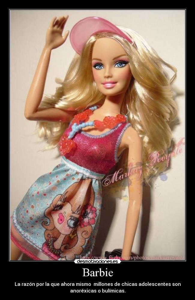 Short Hair Barbie Doll