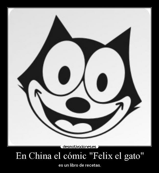 imagenes de felix el gato: