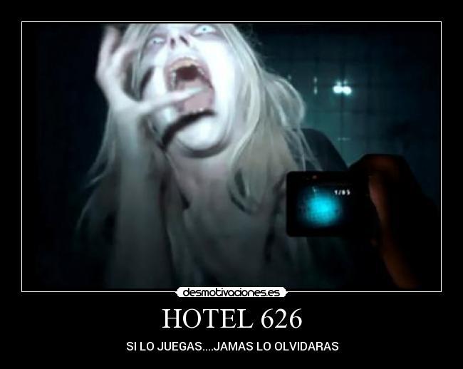 Hotel 626 играть