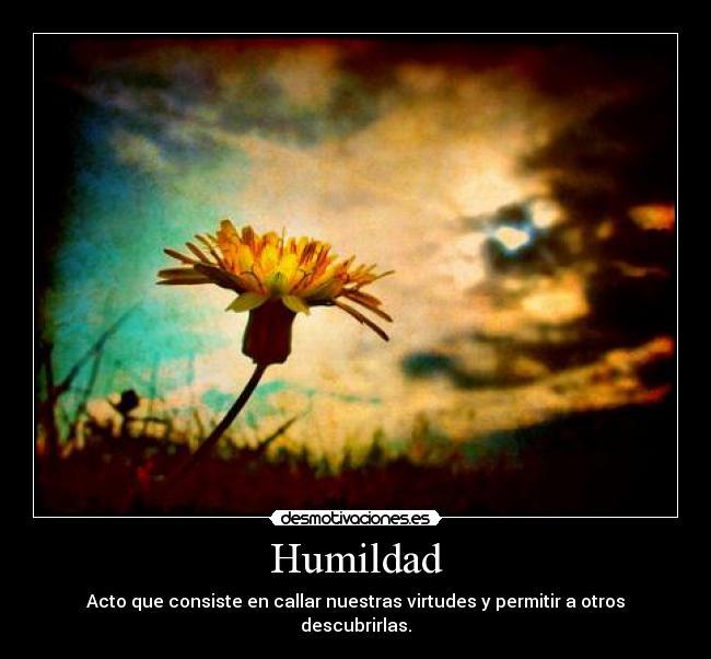 carteles humildad desmotivaciones
