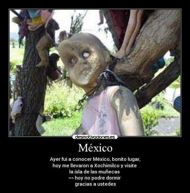 carteles mexico munecas desmotivaciones
