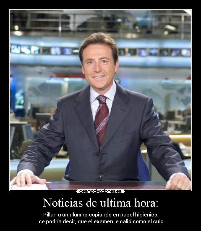 Noticias De Ultima Hora Desmotivaciones