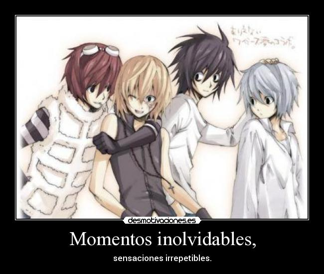 carteles matt mello near death note desmotivaciones