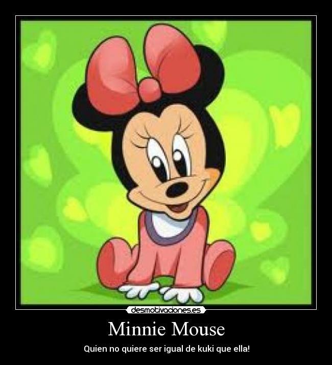 Frases Con Imagenes De Minnie Imagui