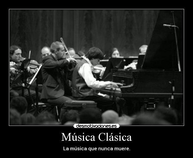 M sica cl sica desmotivaciones for Musica clasica para entrenar