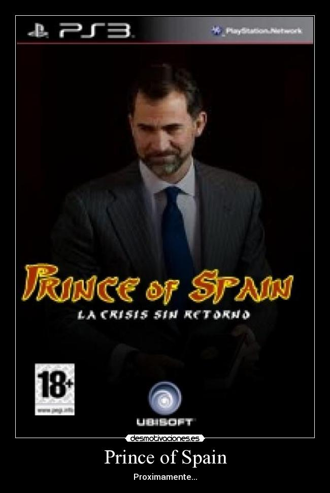 Prince of Spain -