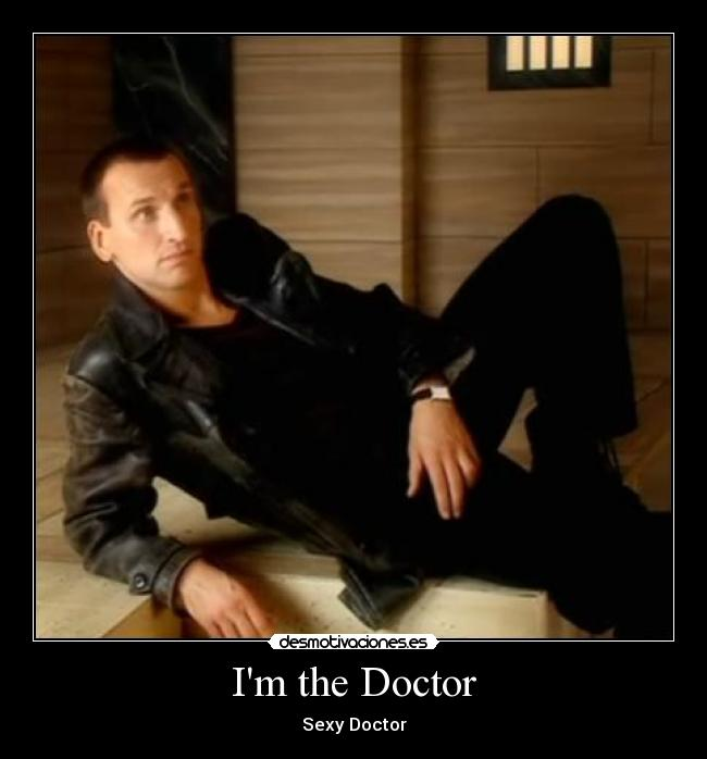Im the Doctor - Sexy Doctor