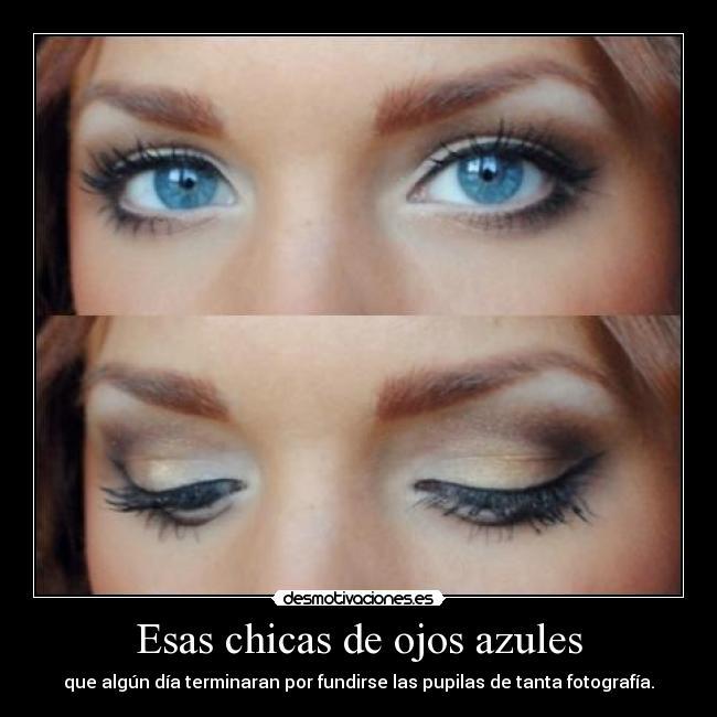 Genes Mujeres Con Ojos Azules