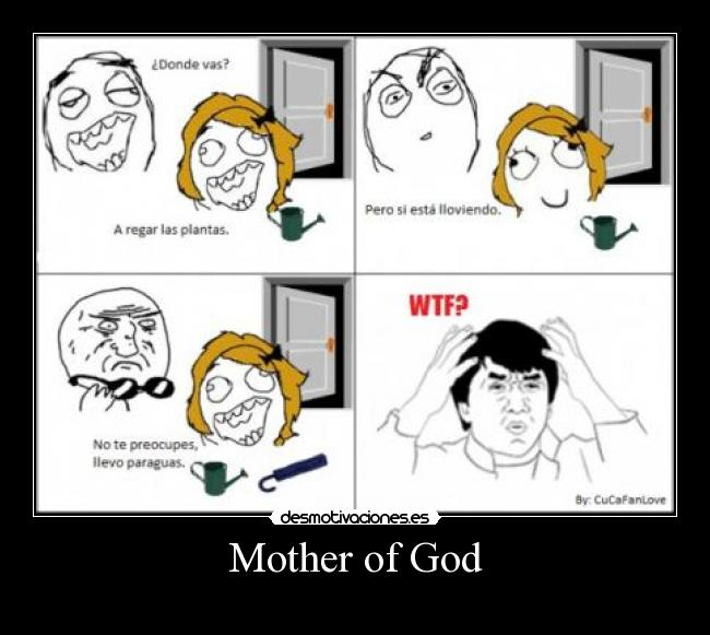 Mother of God -