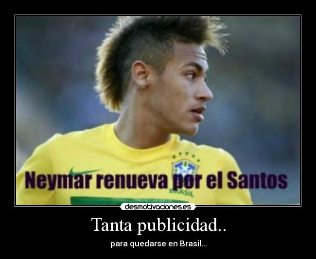 Neymar frases de futbol - Imagui