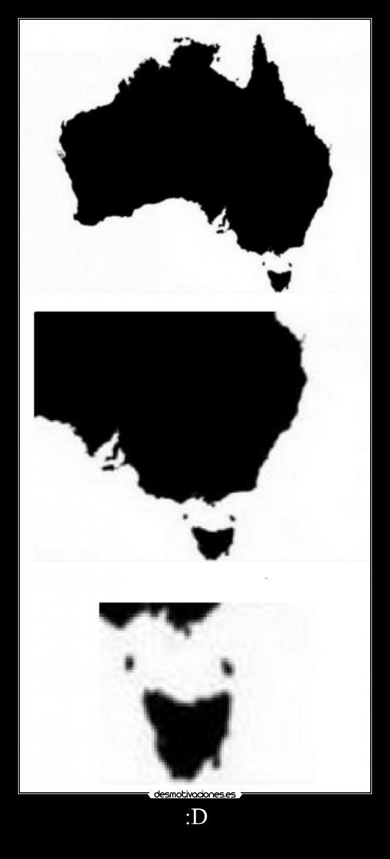 carteles cara australia que con hache haustralia desmotivaciones