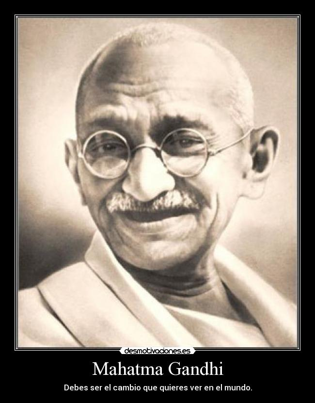 achievements of mahatma gandhi In 1869, mahatma gandhi was born in india into a wealthy family his parents arranged for him to be married at the young age of 13 at the age of 19, gandhi followed his parents' wishes and went .