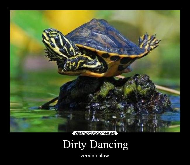 Dirty Dancing - versión slow.