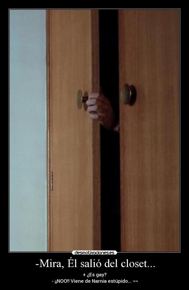 salir del closet homosexual relationship