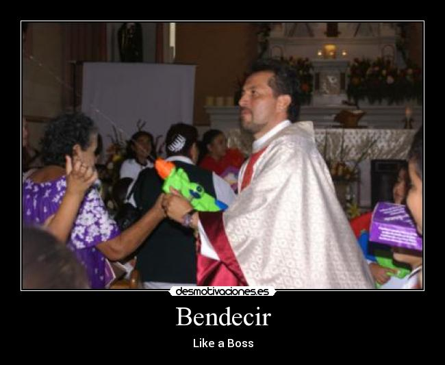 Bendecir - Like a Boss