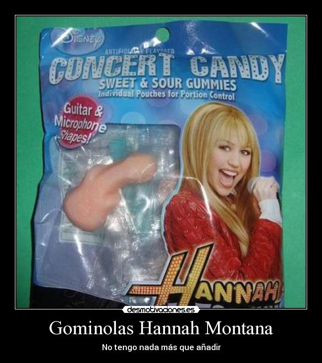 Have Hanna montana w porno apologise, but