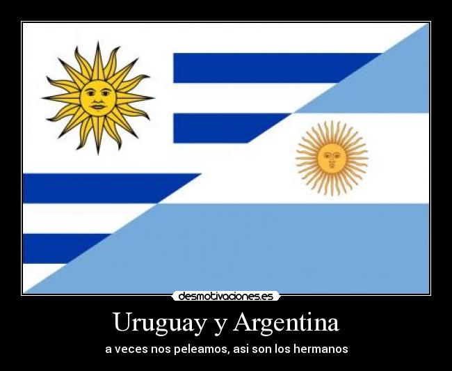 El 84% de los uruguayos quiere que Argentina sea el campeón