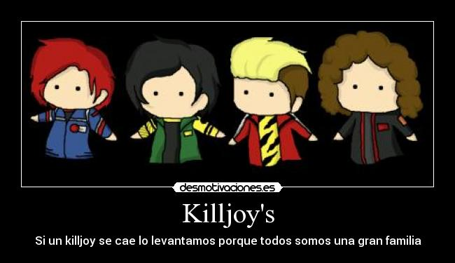 carteles mcr killjoys make some noise mcr frank iero mychem desmotivaciones