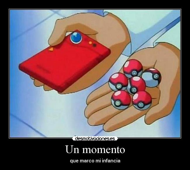 carteles old pokemon pokeball pokedex pikachu desmotivaciones