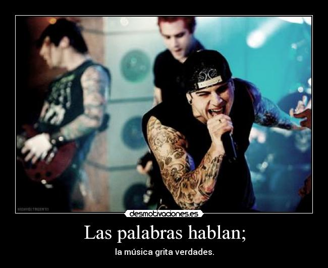 carteles a7x avenged sevenfold shadows zacky vengeance johnny christ desmotivaciones