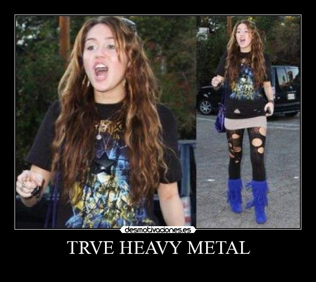 TRVE HEAVY METAL -