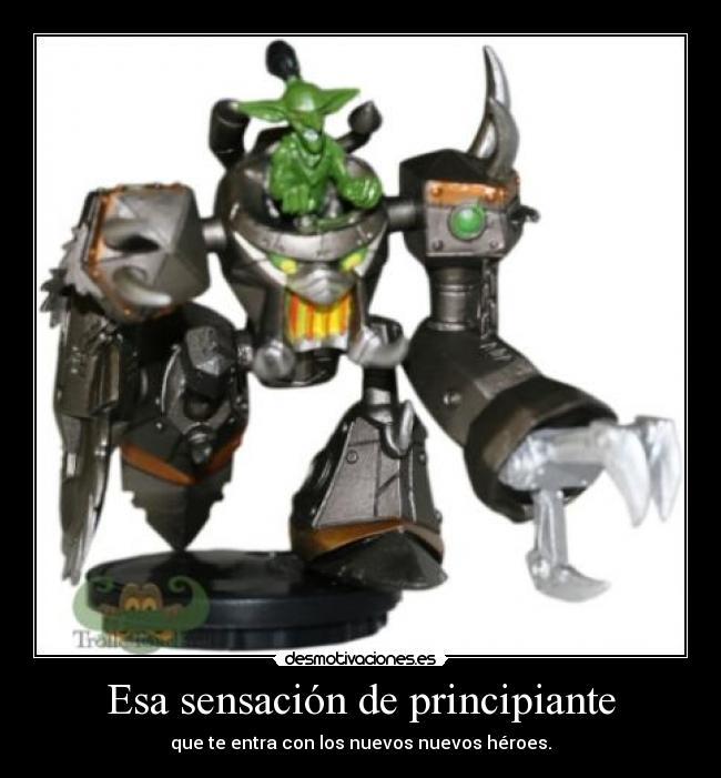 Motivaciones y Desmotivaciones del Warcraft y Dota
