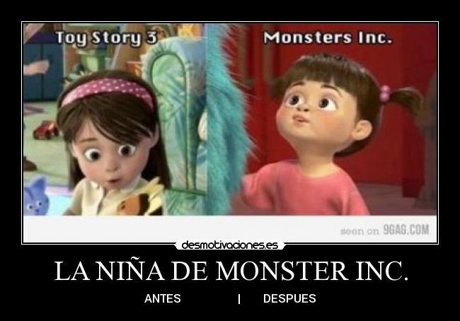 Boo Monsters Inc Frases | Fotos para Facebook | Portadas