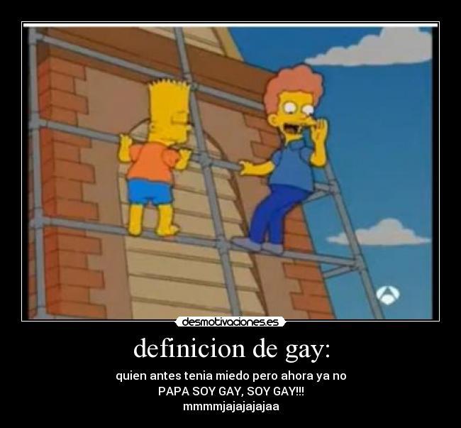 ESGB SIGNIFICADO GAY