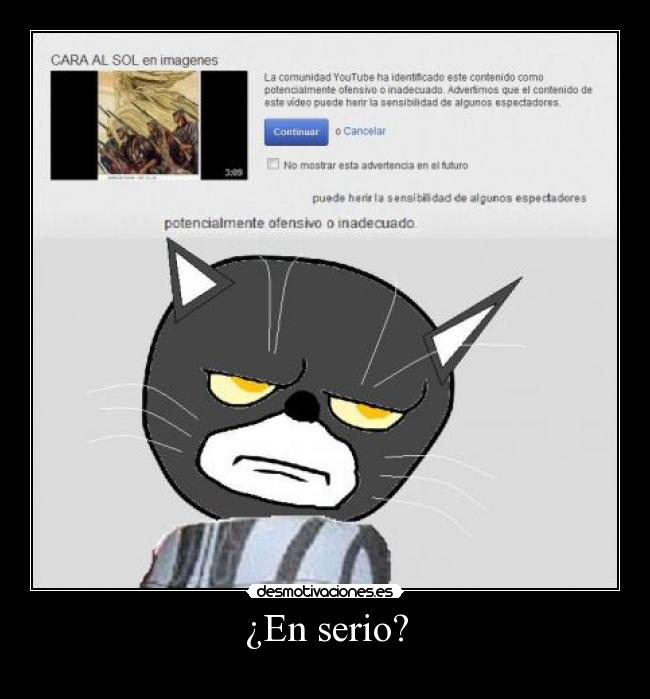 En serio? - 