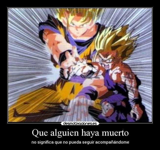 Frases Dragon Ball - Goku - Megapost