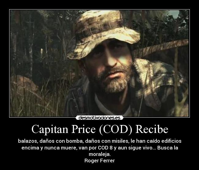 John Price Cod