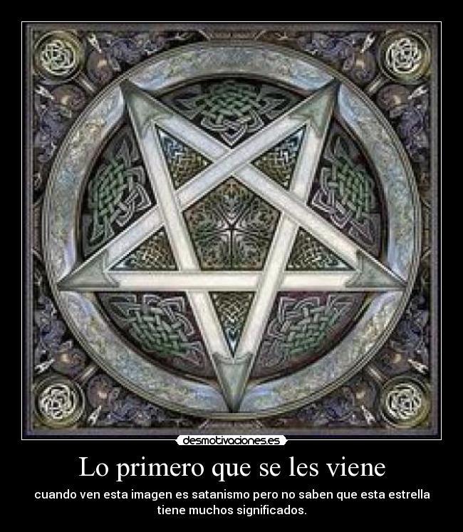 Carteles de Satanismo | Desmotivaciones