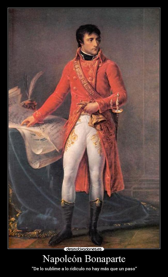 carteles napoleon desmotivaciones 4cd1a5c8d0a