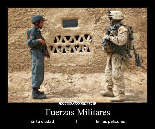 Frases De Amor Militar: Desmotivaciones Militares