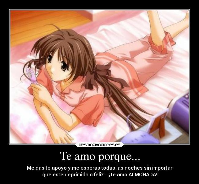 Anime te amo mucho - Imagui